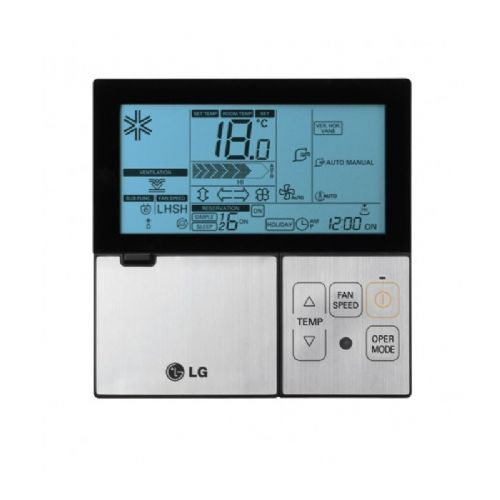 LG Air Conditioning CM18N14 Concealed Ducted Heat Pump 5Kw